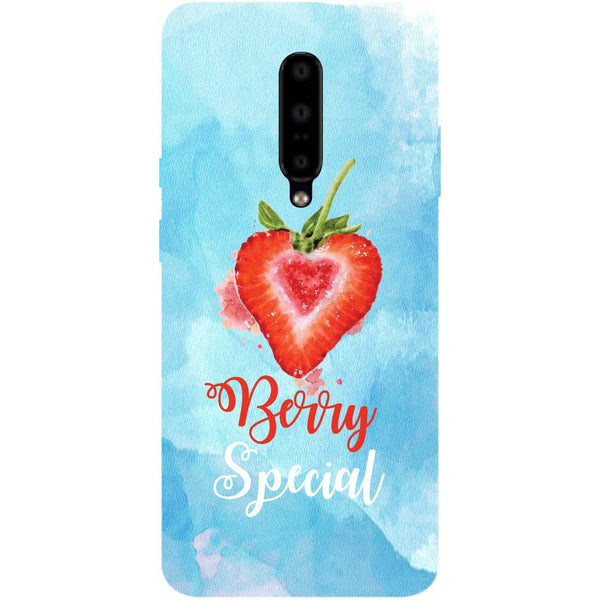 Berry OnePlus 7 Pro Back Cover-Hamee India