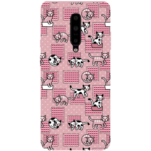 Kittens OnePlus 7 Pro Back Cover-Hamee India