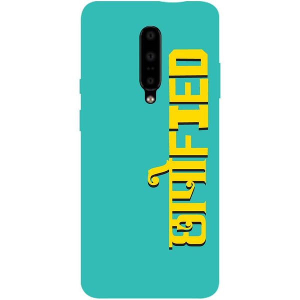 Chhapofied OnePlus 7 Pro Back Cover-Hamee India