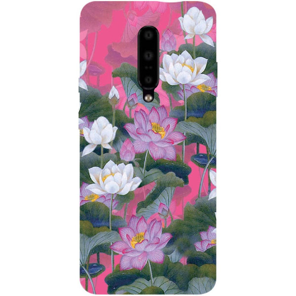 Lotus Valley OnePlus 7 Pro Back Cover-Hamee India