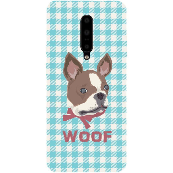 Woof OnePlus 7 Pro Back Cover-Hamee India
