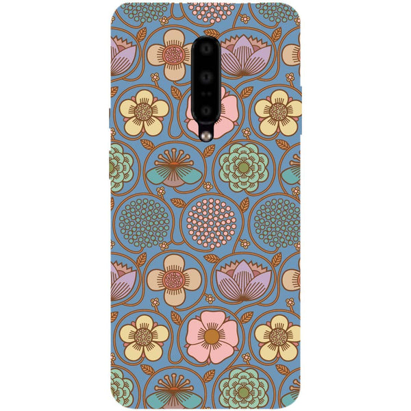 Flowers OnePlus 7 Pro Back Cover-Hamee India