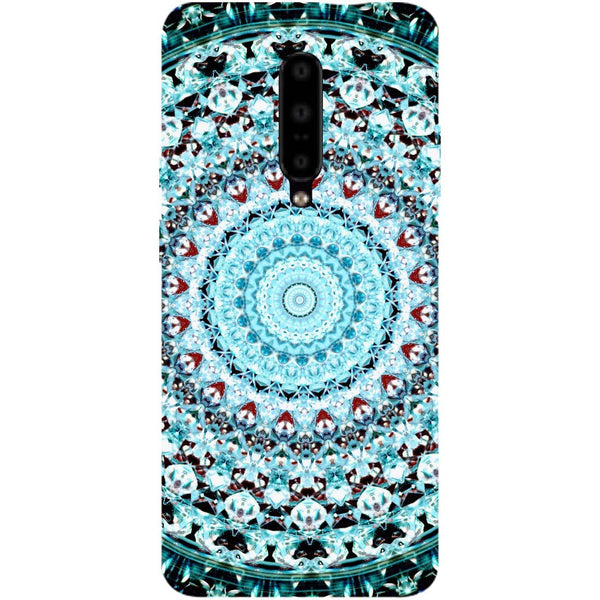 Mandala OnePlus 7 Pro Back Cover-Hamee India