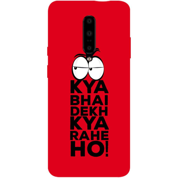 Kya OnePlus 7 Pro Back Cover-Hamee India
