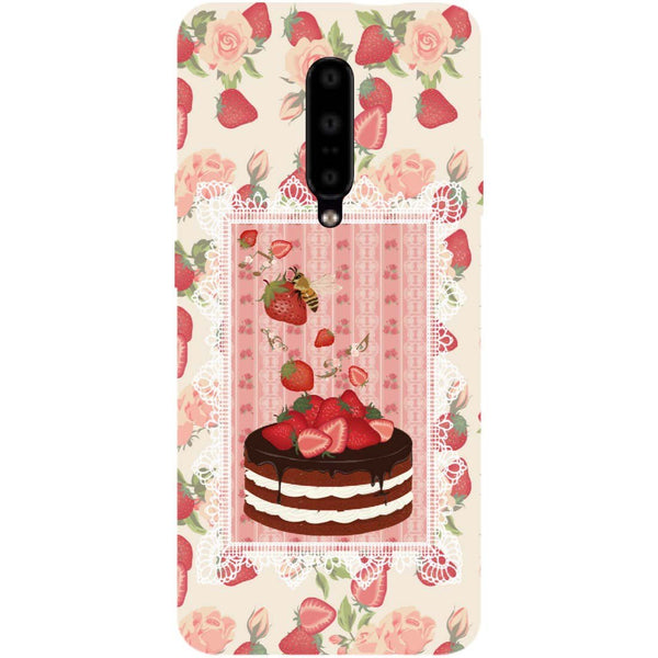 Cake OnePlus 7 Pro Back Cover-Hamee India