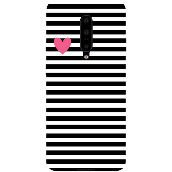 Stripes OnePlus 7 Pro Back Cover-Hamee India