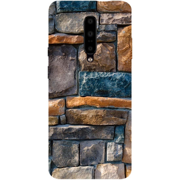 Bricks OnePlus 7 Pro Back Cover-Hamee India