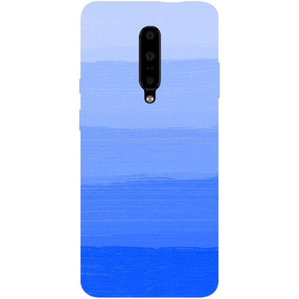 Blue OnePlus 7 Pro Back Cover-Hamee India