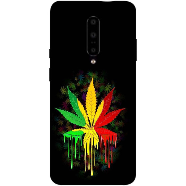 Rasta OnePlus 7 Pro Back Cover-Hamee India