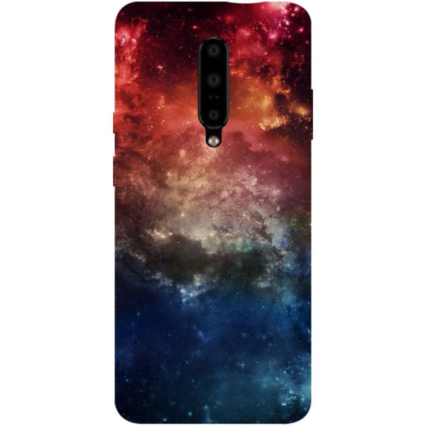 Space OnePlus 7 Pro Back Cover-Hamee India