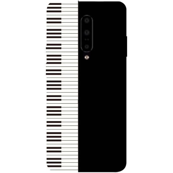 Piano OnePlus 7 Pro Back Cover-Hamee India