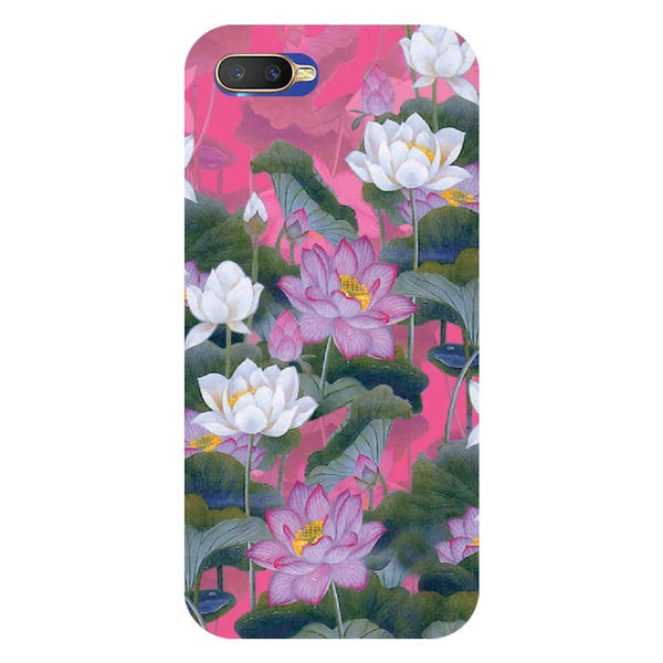 Lotus Valley Oppo K1 Back Cover-Hamee India