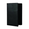 Vitamin Sea Black PU Leather Passport Wallet / Holder-Hamee India