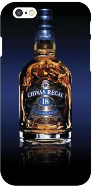 "Hamee Back Cover for Oppo F1 "" Chivas Regal "" - Hamee India"