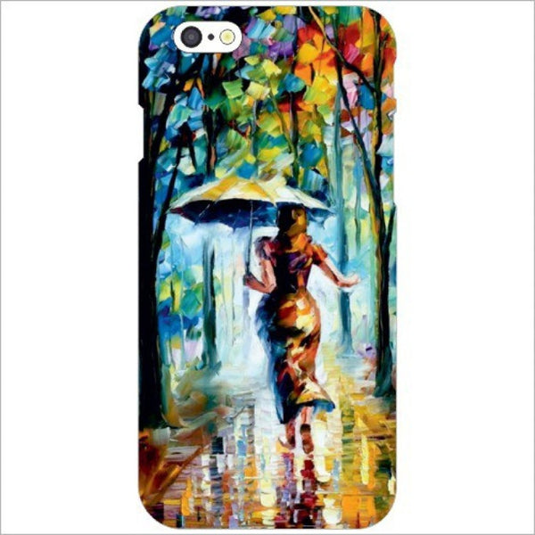 "Hamee Back Cover for Oppo F1 "" Beautiful Painting "" - Hamee India"