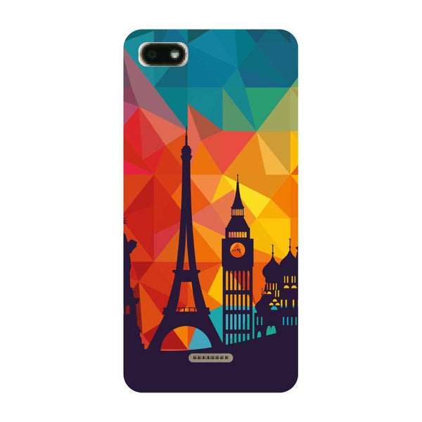 separation shoes 9bbba 4dac6 Redmi 6A Back Covers and Cases Online at Best Prices | Hamee India