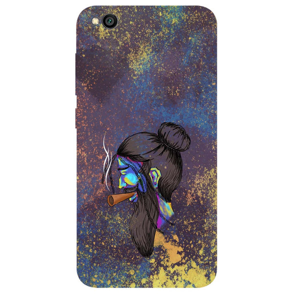 Cool Beard Redmi Go Back Cover-Hamee India