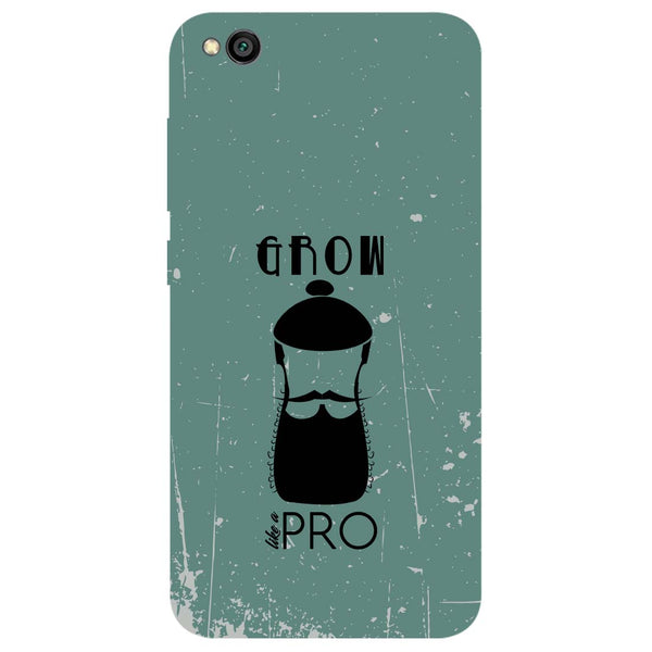 Grow Pro Redmi Go Back Cover-Hamee India