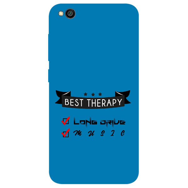 Therapy Redmi Go Back Cover-Hamee India