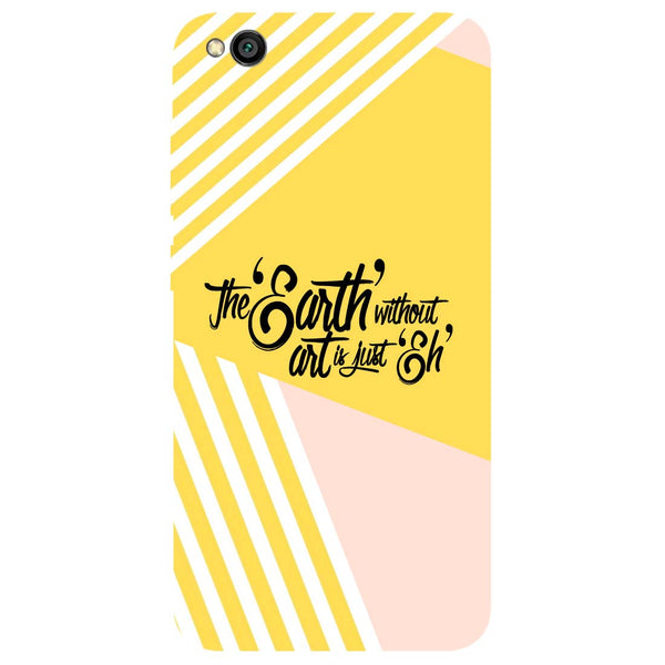 Earth Art Redmi Go Back Cover-Hamee India