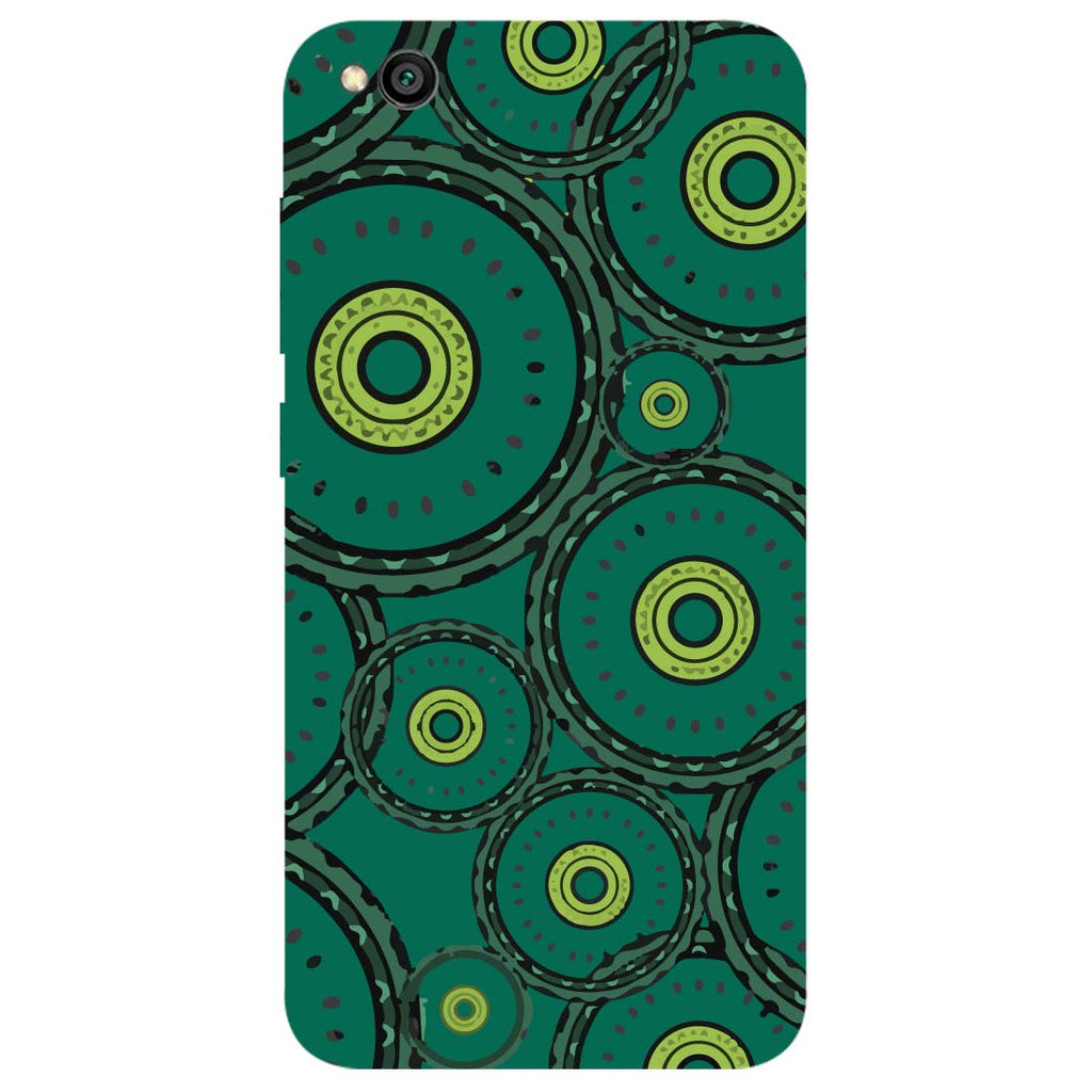 Circles Redmi Go Back Cover-Hamee India