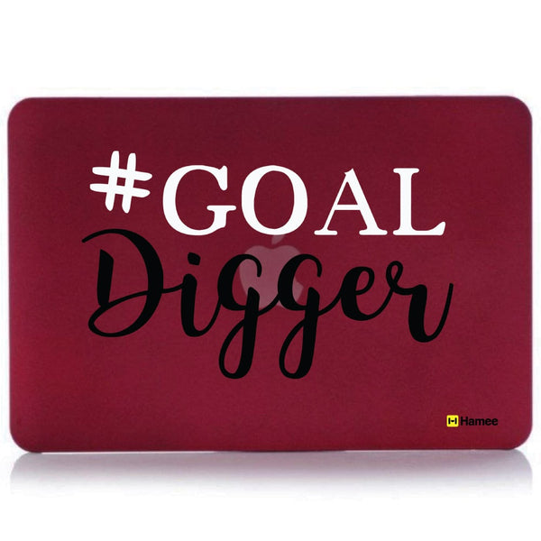 Goal Wine Red Macbook Air 13 Retina (2018) Case-Hamee India