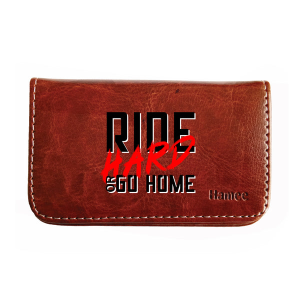 Ride Hard Business / Visiting Card Holder-Hamee India