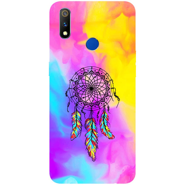 Dreamer Mist RealMe 3 Pro Back Cover-Hamee India