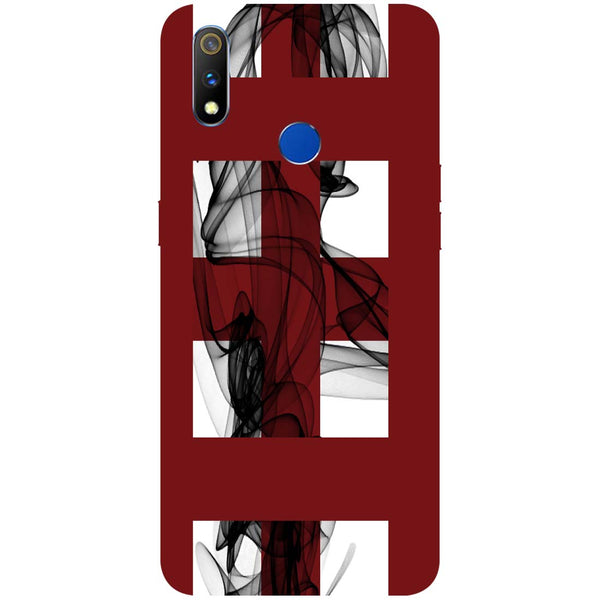 Check Mist RealMe 3 Pro Back Cover-Hamee India