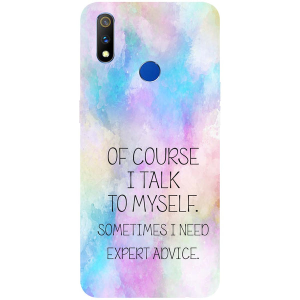Expert RealMe 3 Pro Back Cover-Hamee India