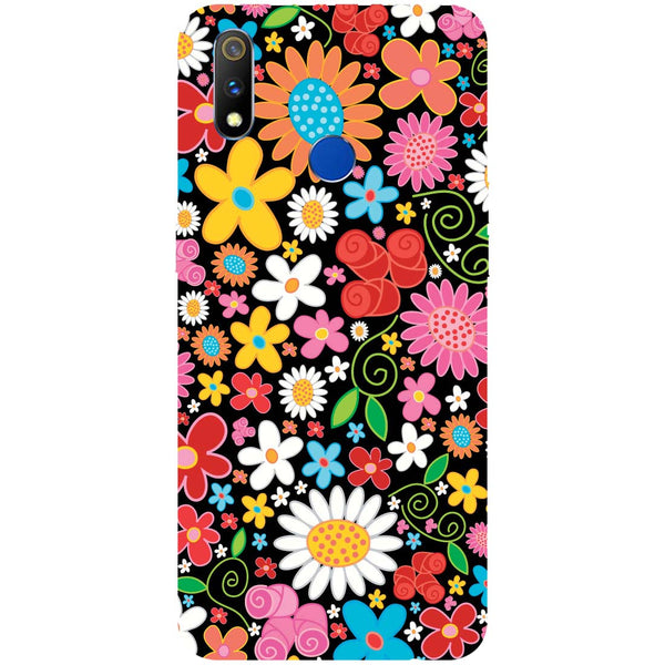 Bloom RealMe 3 Pro Back Cover-Hamee India