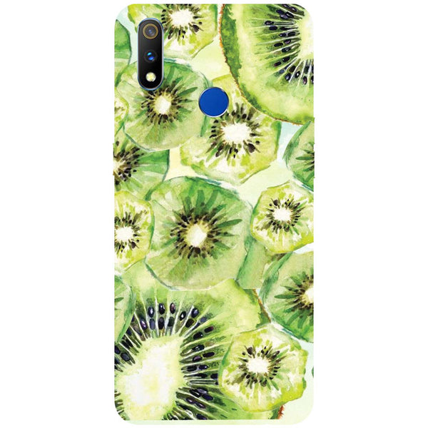 Kiwi RealMe 3 Pro Back Cover-Hamee India