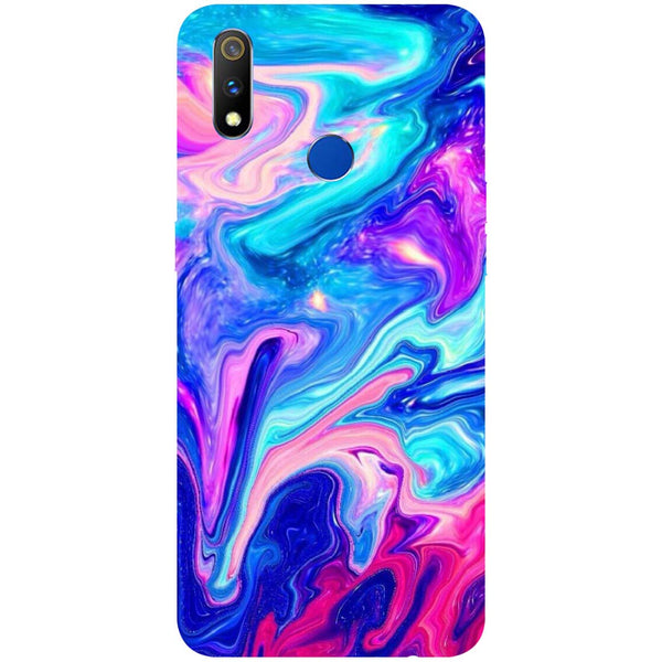 Paint RealMe 3 Pro Back Cover-Hamee India