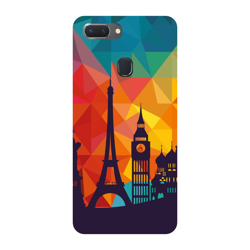 619ac5487 Wonders Oppo RealMe 2 Pro Back Cover