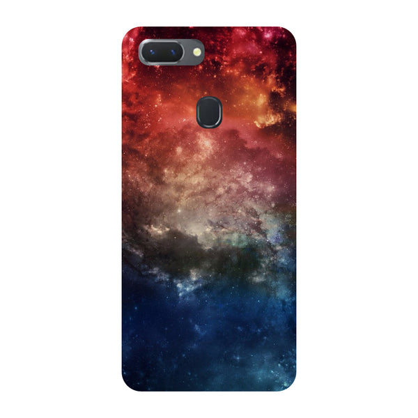 Outer Space Oppo RealMe 2 Pro Back Cover-Hamee India