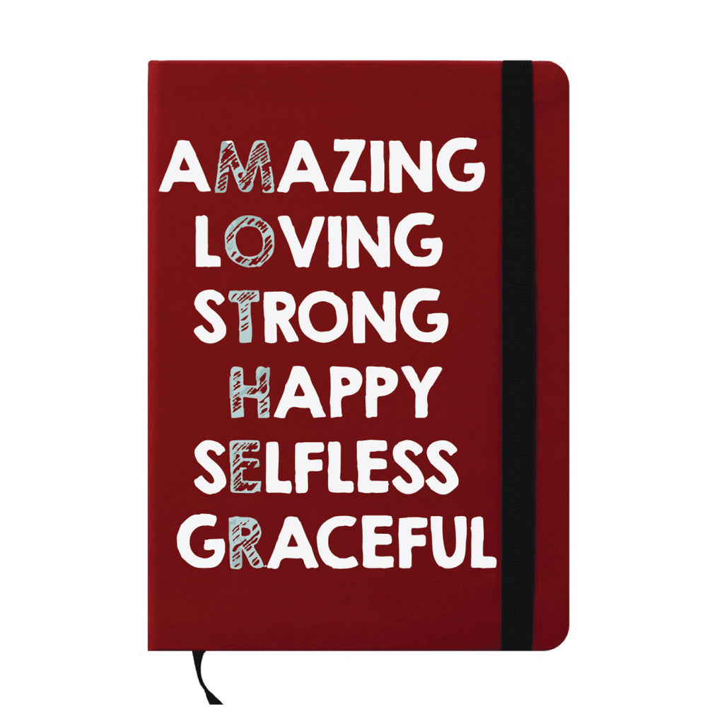 Amazing Mom A6 Pocket Diary-Hamee India