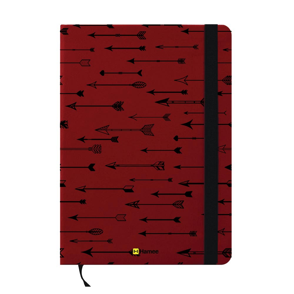 Arrows A6 Pocket Diary-Hamee India