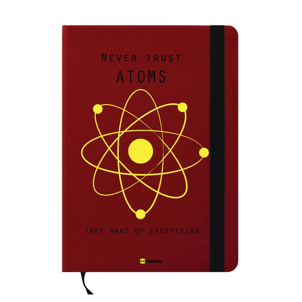 Atoms A6 Pocket Diary-Hamee India