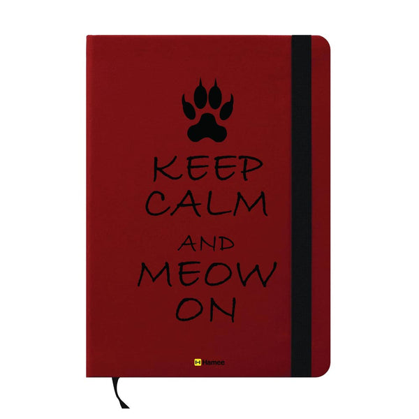 Awesome Cat A6 Pocket Diary-Hamee India