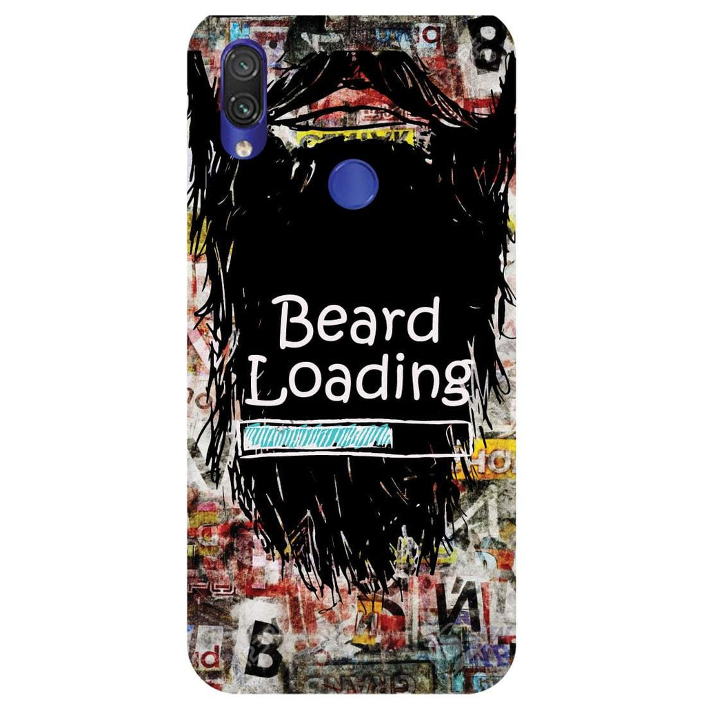 finest selection 354cf 73ebc Loading Printed Hard Back Case Cover for Redmi 7 | Hamee India