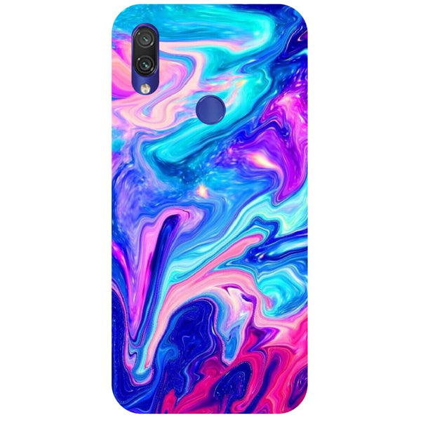 Paint Redmi Note 7 Back Cover-Hamee India