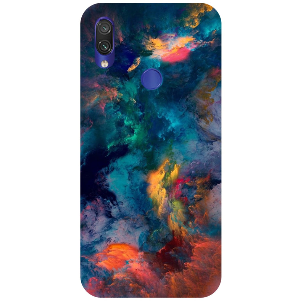 Fumes Redmi Note 7 Back Cover-Hamee India