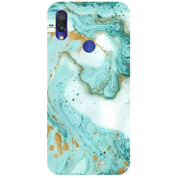 Marble Redmi Note 7 Back Cover-Hamee India