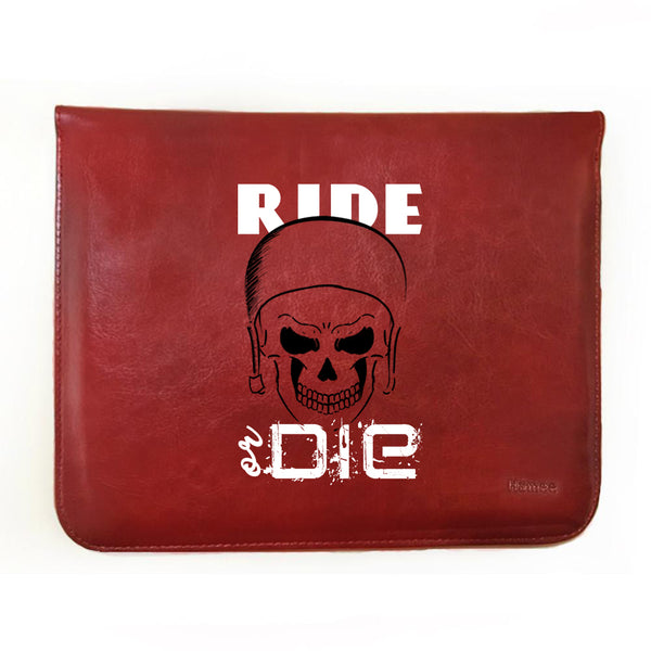 "Ride Or Die 11"" Tablet Sleeve-Hamee India"