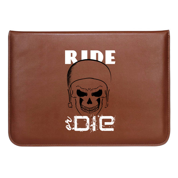 "Ride Or Die MacBook Sleeve 13.3""-Hamee India"