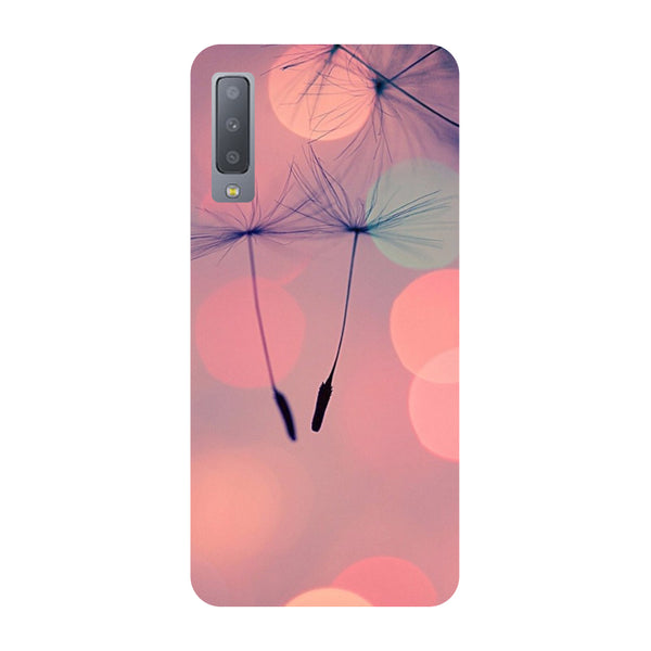 Buds Samsung Galaxy A7 Back Cover-Hamee India