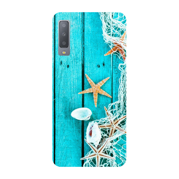 Sea Side Samsung Galaxy A7 Back Cover-Hamee India