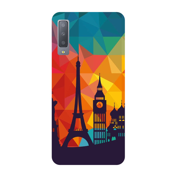 Wonders Samsung Galaxy A7 Back Cover-Hamee India
