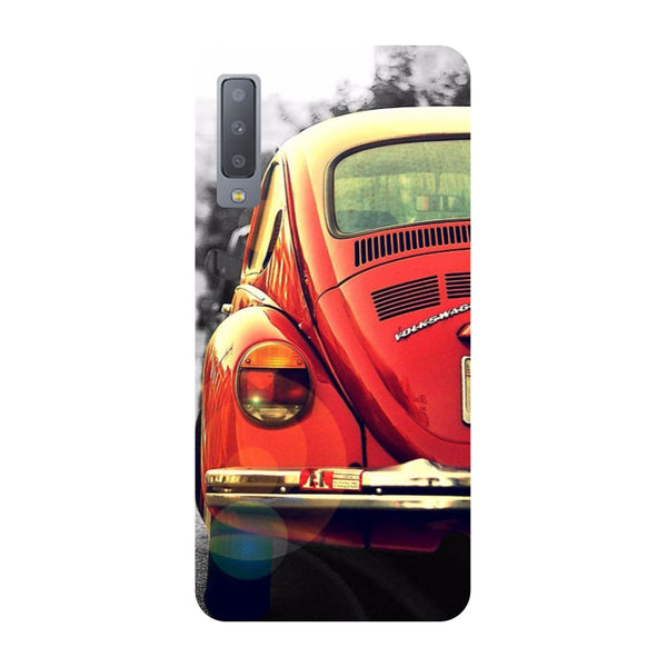 Vintage Car Samsung Galaxy A7 Back Cover-Hamee India