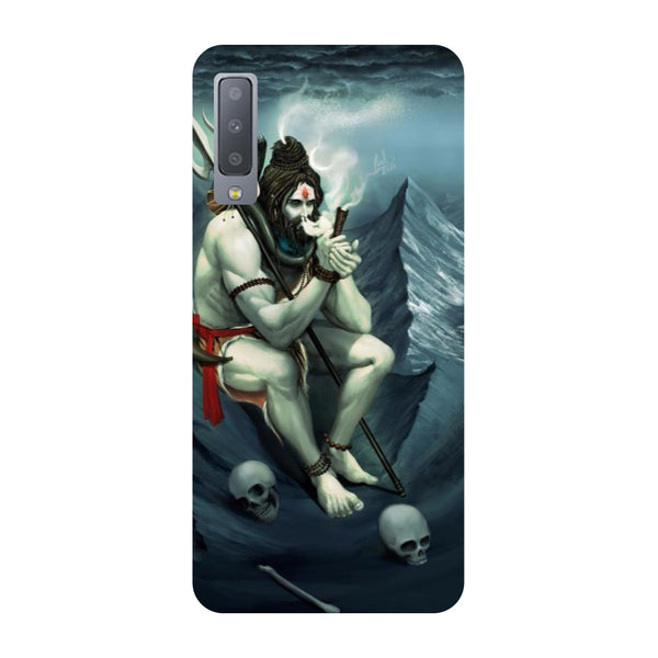 Shiva Abode Samsung Galaxy A7 Back Cover-Hamee India